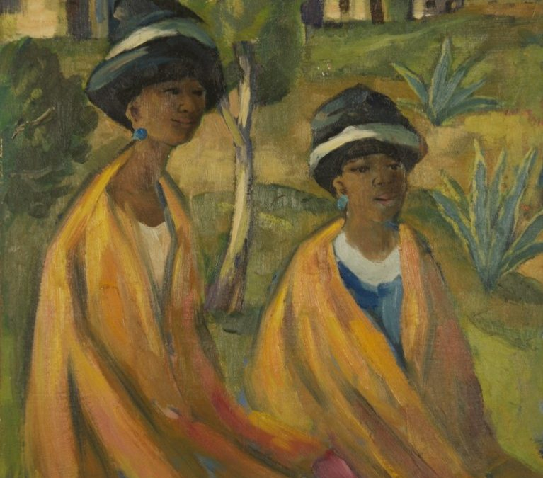 Two Xhosa Maidens